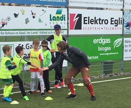 Ka Lehmann Referentin am Sportkongress in Eschenbach