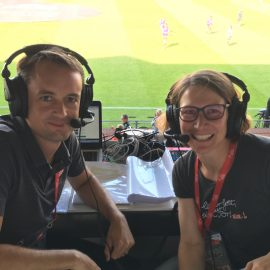 Ka ist SRF TV-Expertin EM 2017