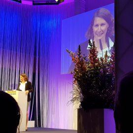 Ka Lehmann Laudatorin Sportpreis Stadt Zürich