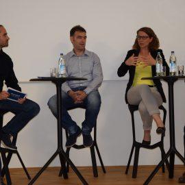 Digitalisierung im Fußball – Ka auf dem Panel