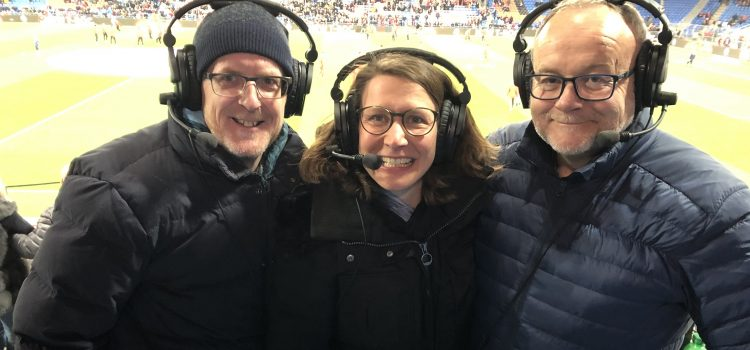 Auch 2019 Radio Expertin auf SRF3