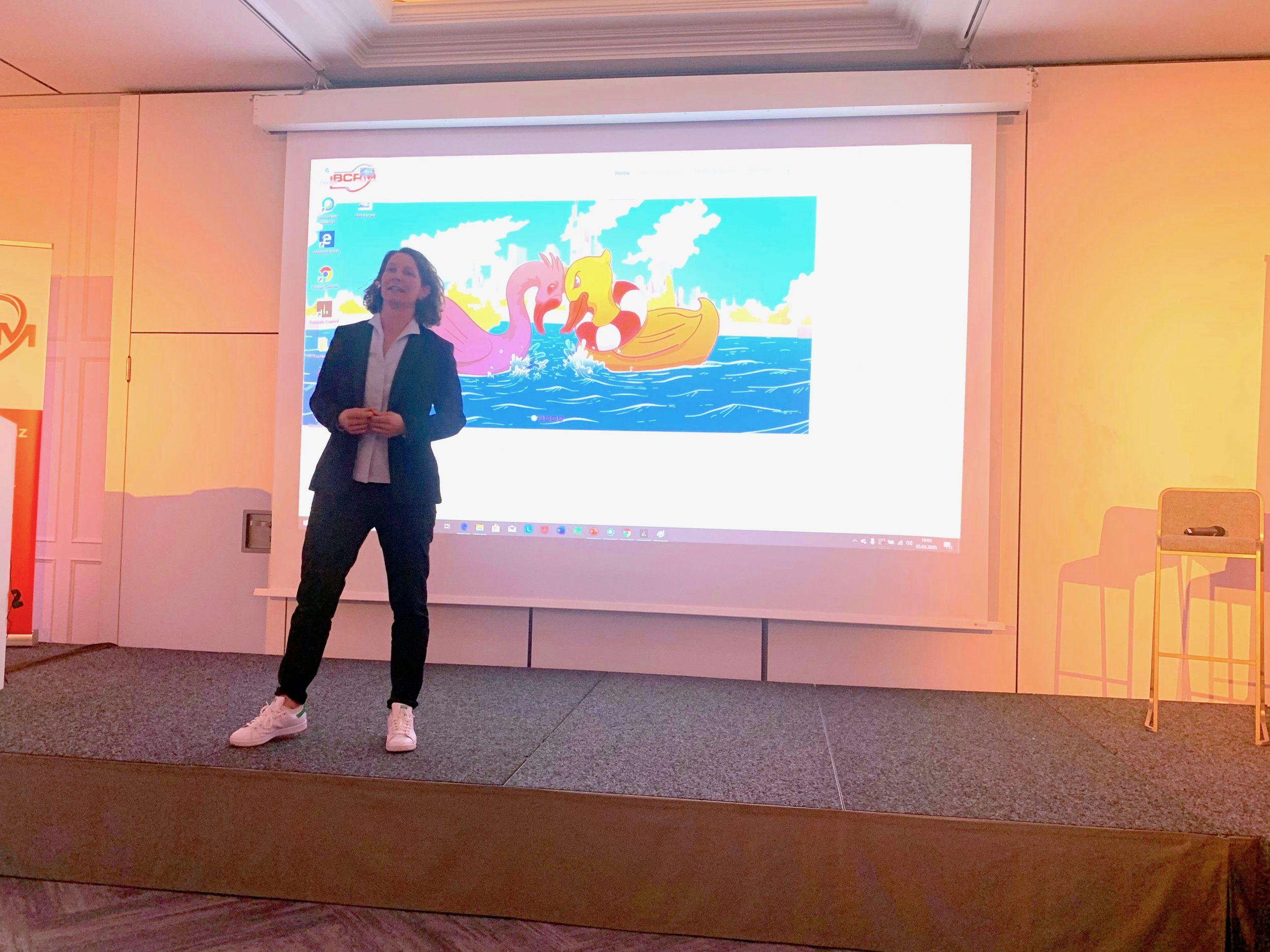 Kathrin Lehmann Speaker, Wirtschaft und Sport, Resilienz, womaninbusiness, Womanspeaker, Ka, Vortrag