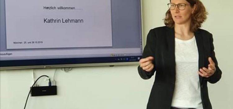 Speaker bei Bundesliga Schiedsrichter Vorständen