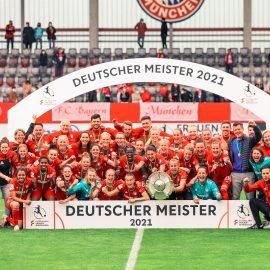 Meister mit dem FC Bayern München